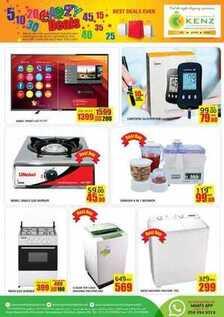 kenz hypermarket promotions